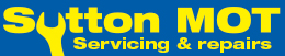 Sutton MOT's Garages undertakes all types of Car Repairs & Servicing in Cheam - Sutton